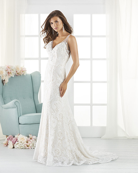 803 Wedding                                          dress by Bonny Bridal