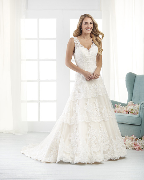 804 Wedding                                          dress by Bonny Bridal