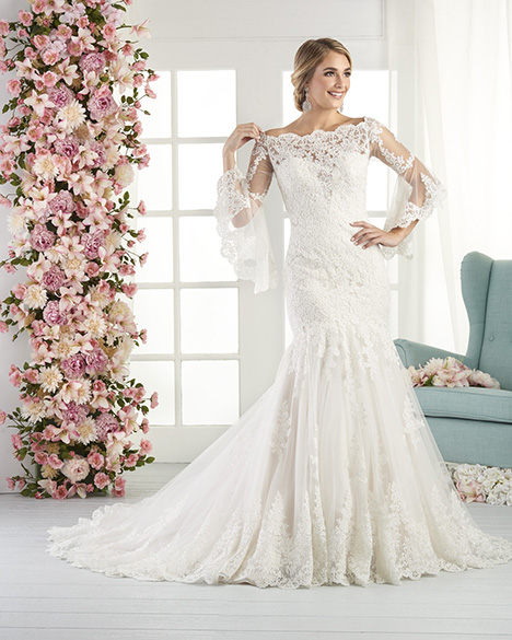813 Wedding                                          dress by Bonny Bridal
