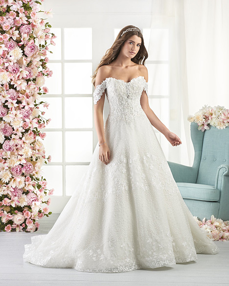 815 Wedding                                          dress by Bonny Bridal