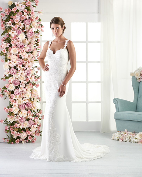 816 Wedding                                          dress by Bonny Bridal