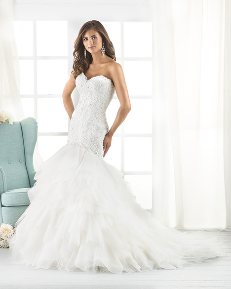 817 Wedding                                          dress by Bonny Bridal
