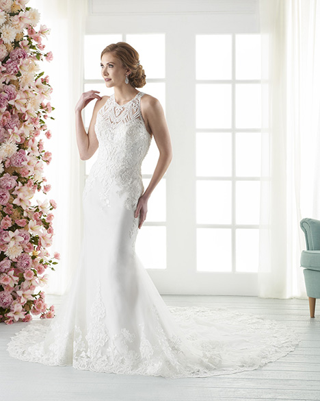 826 Wedding                                          dress by Bonny Bridal