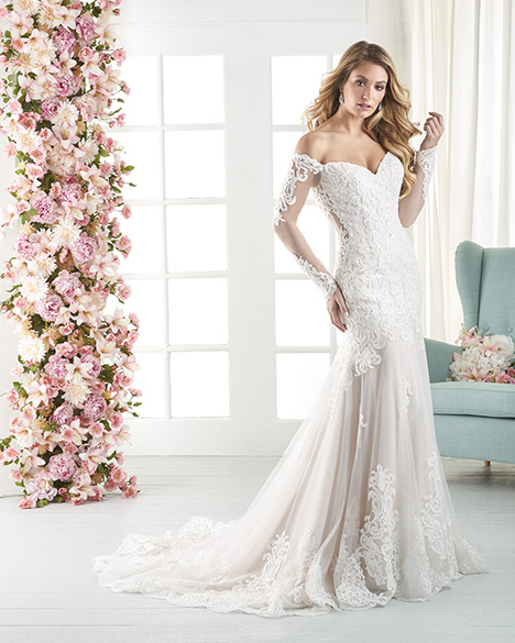 833 Wedding dress by Bonny Bridal