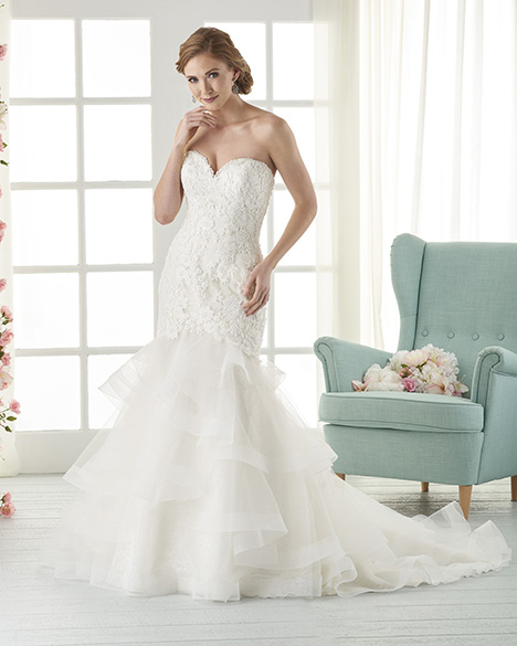 835 Wedding                                          dress by Bonny Bridal