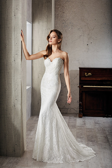 CT220 Wedding                                          dress by Eddy K Couture