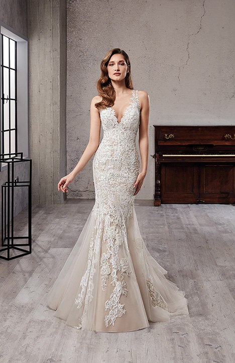 CT225 Wedding                                          dress by Eddy K Couture
