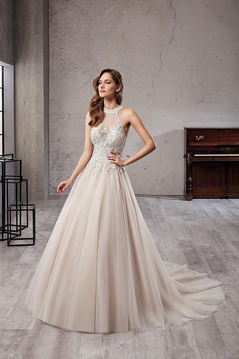 CT230 Wedding                                          dress by Eddy K Couture