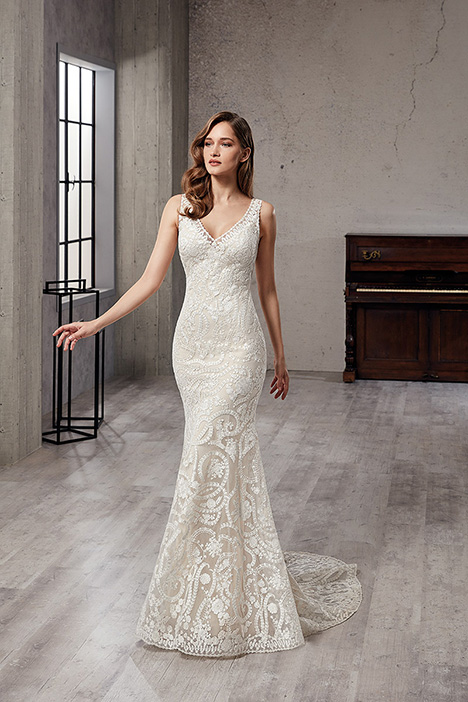 CT232 Wedding                                          dress by Eddy K Couture
