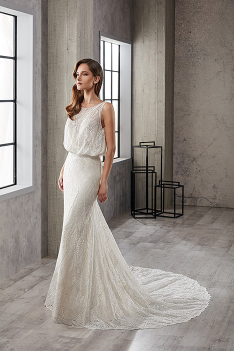 Style CT233TT gown from the 2019 Eddy K Couture collection, as seen on dressfinder.ca