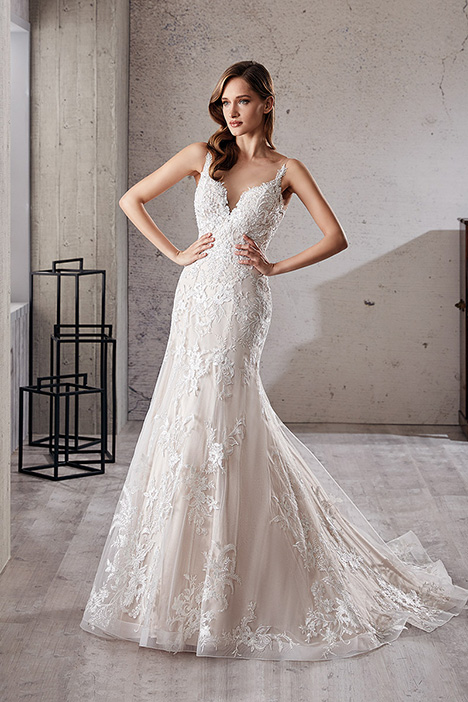 CT235 Wedding                                          dress by Eddy K Couture