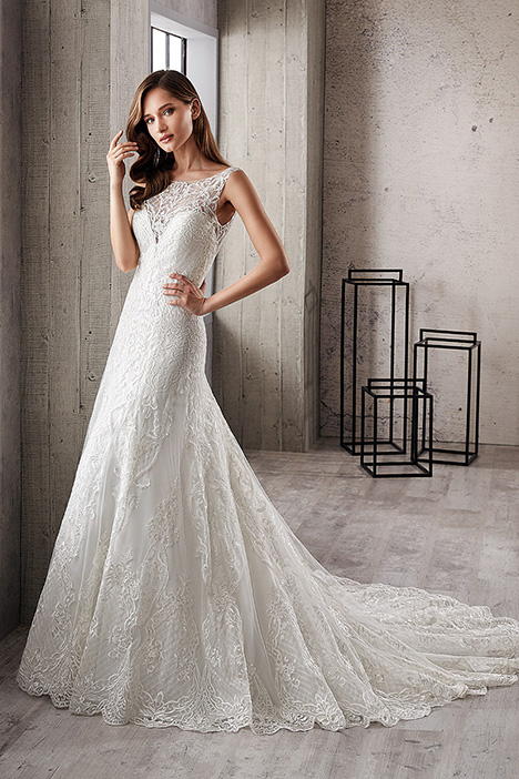 CT237 Wedding                                          dress by Eddy K Couture