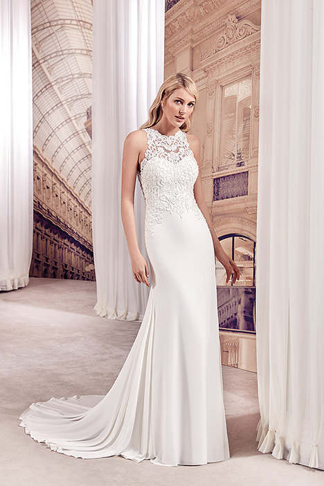 MD278 Wedding                                          dress by Eddy K Milano