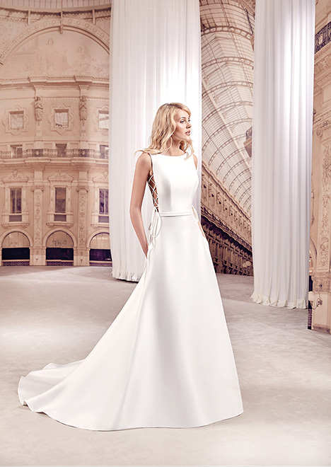 MD282 Wedding                                          dress by Eddy K Milano