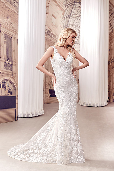 MD290 Wedding                                          dress by Eddy K Milano