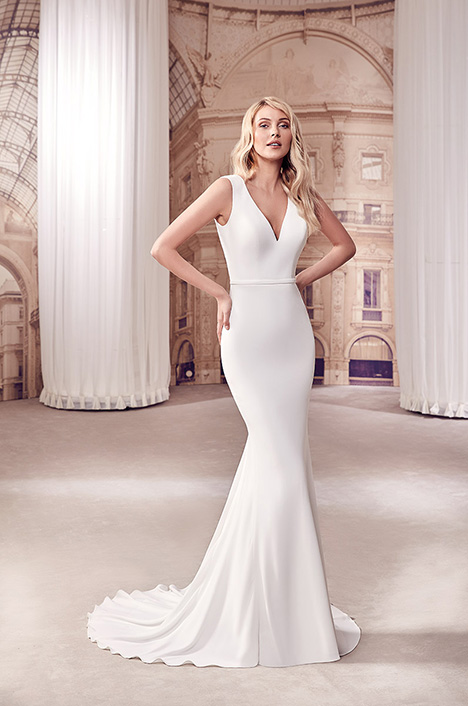 MD302 gown from the 2019 Eddy K Milano collection, as seen on dressfinder.ca