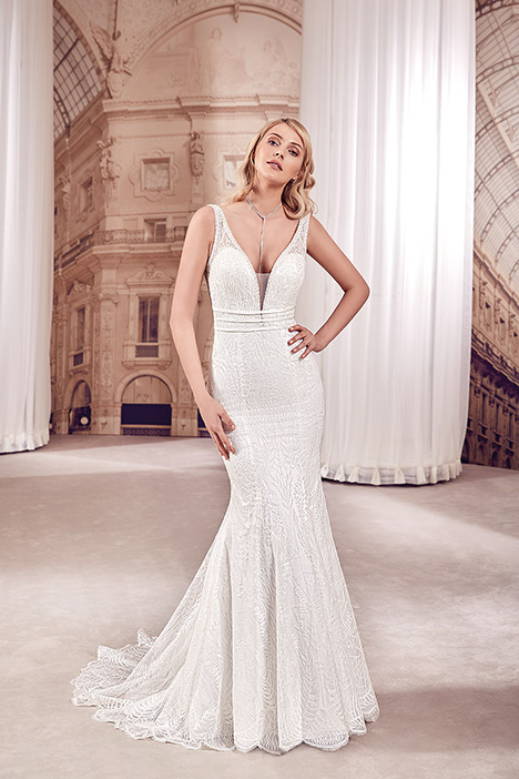 MD307 gown from the 2019 Eddy K Milano collection, as seen on dressfinder.ca