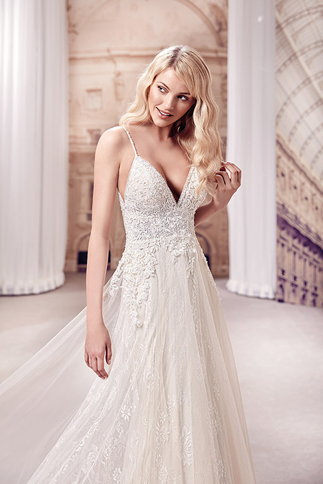 MD308 Wedding dress by Eddy K Milano