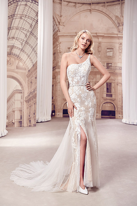 MD309 gown from the 2019 Eddy K Milano collection, as seen on dressfinder.ca