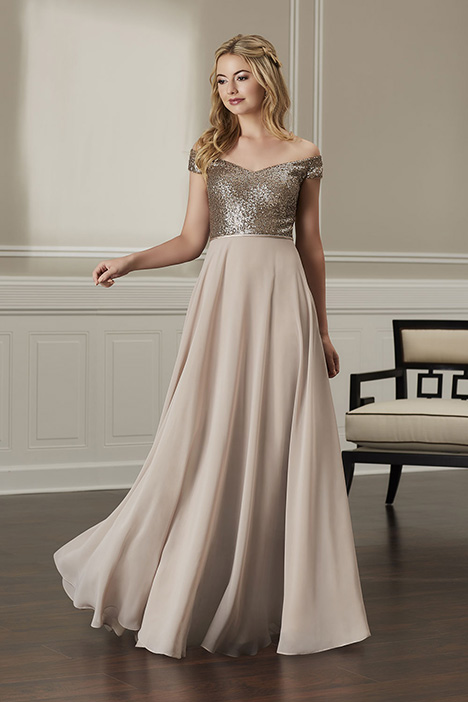 22872 Bridesmaids                                      dress by Christina Wu Celebration