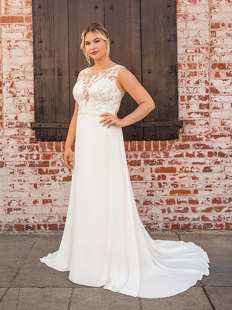 Ariana Wedding                                          dress by Beloved By Casablanca