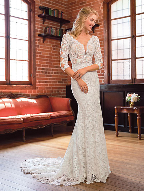 Aurora Wedding                                          dress by Beloved By Casablanca