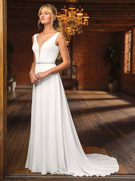 Emma Wedding                                          dress by Beloved By Casablanca