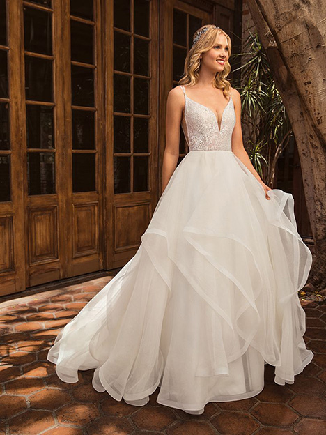 Kinsey Wedding                                          dress by Beloved By Casablanca