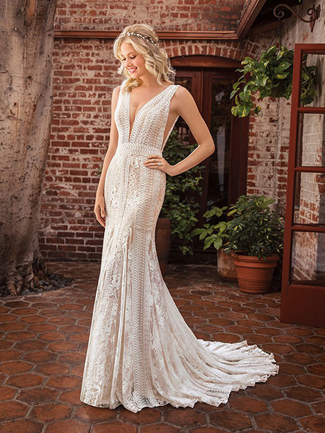 Riley Wedding                                          dress by Beloved By Casablanca