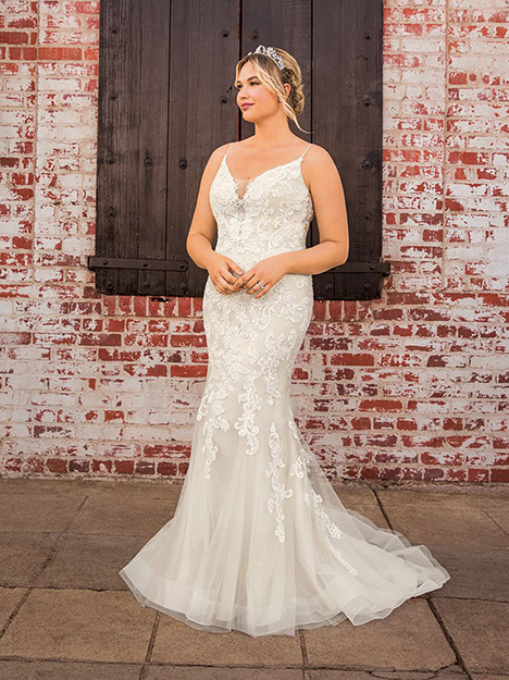 Scarlett Wedding                                          dress by Beloved By Casablanca