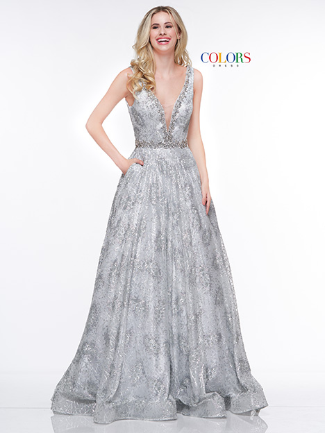 1614 Bridesmaids                                      dress by Colors Dress