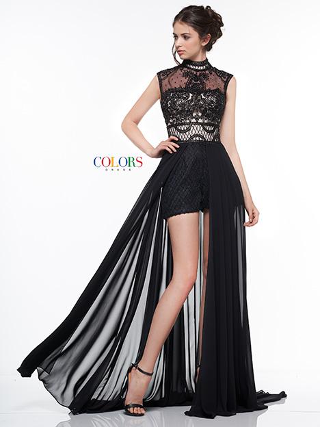 2036 Bridesmaids                                      dress by Colors Dress