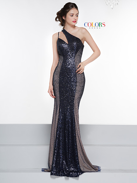 2038 Bridesmaids                                      dress by Colors Dress