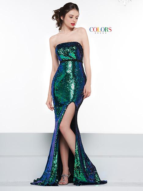 2041 Bridesmaids                                      dress by Colors Dress