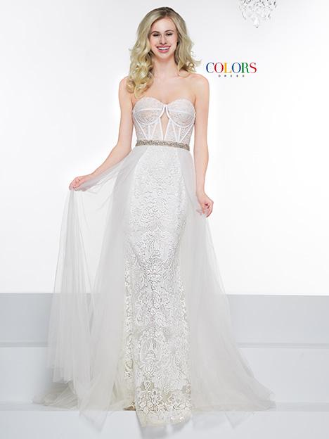2042 Bridesmaids                                      dress by Colors Dress