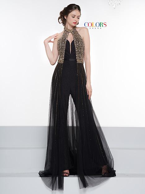 2043 Bridesmaids                                      dress by Colors Dress