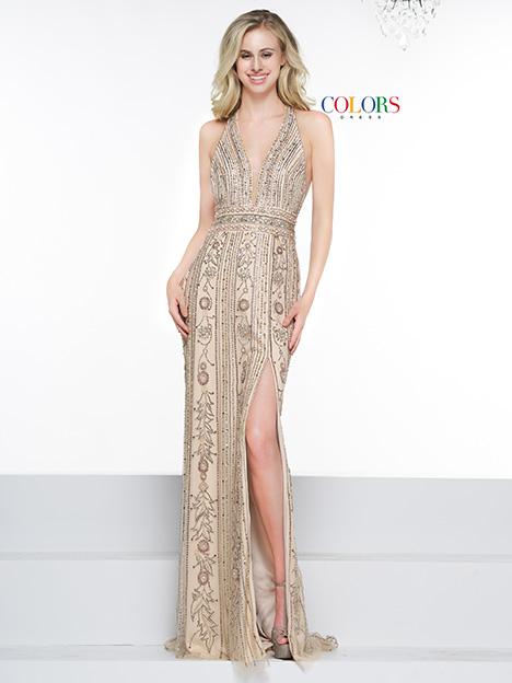 2045 Bridesmaids                                      dress by Colors Dress