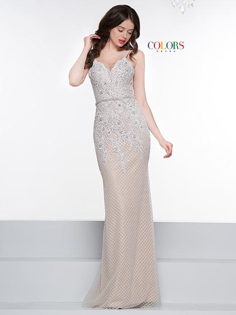 2053 Bridesmaids                                      dress by Colors Dress