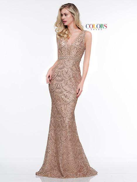 2054 Bridesmaids                                      dress by Colors Dress