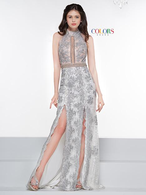 2056 Bridesmaids                                      dress by Colors Dress