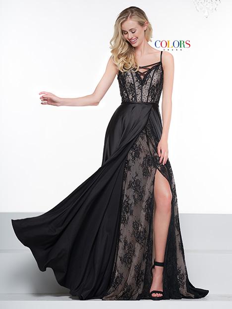 2057 Bridesmaids                                      dress by Colors Dress