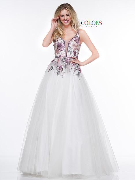 2061 Bridesmaids                                      dress by Colors Dress