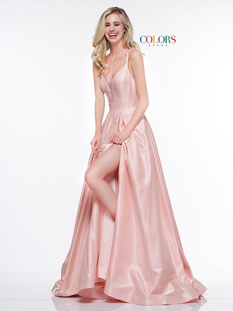 2062 Bridesmaids                                      dress by Colors Dress