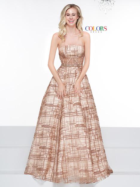 2064 Bridesmaids                                      dress by Colors Dress