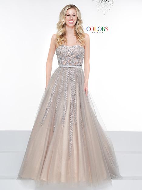 2065 Bridesmaids                                      dress by Colors Dress