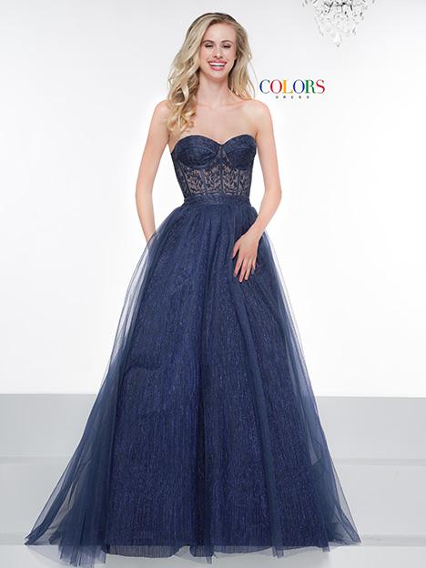 2066 Bridesmaids                                      dress by Colors Dress