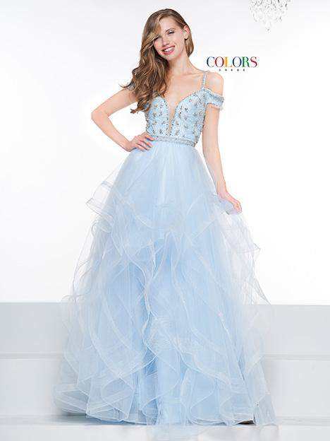 2069 Bridesmaids dress by Colors Dress