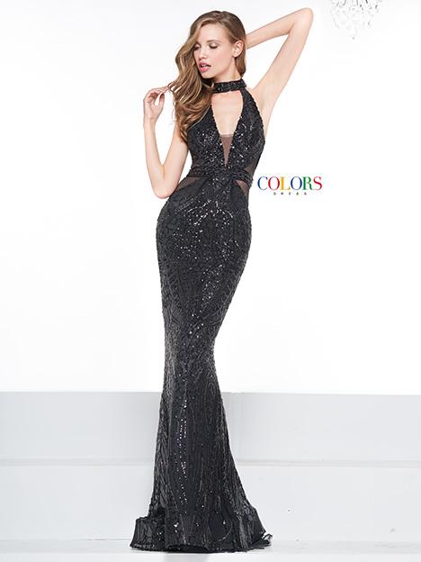 2073 Bridesmaids dress by Colors Dress