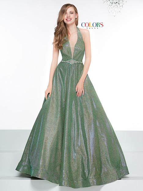 2087 Bridesmaids dress by Colors Dress