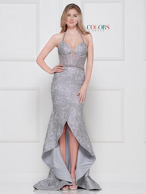 2102 Bridesmaids dress by Colors Dress